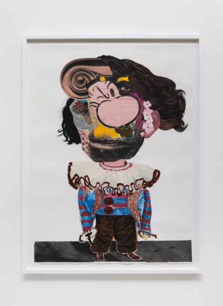 Nathaniel Mary Quinn, Clown (2014)