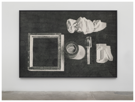 Paul Sietsema, Black Tools of Drawing (2014)