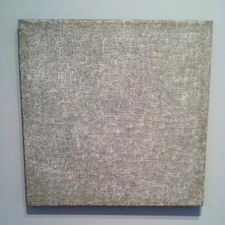Roman Opalka, Chronome II (1963), via Art Observed
