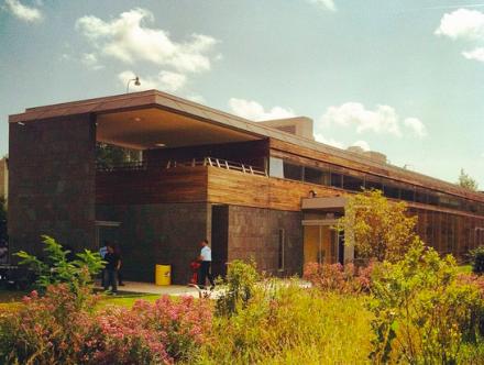 The Weeksville Heritage Center, via Art Observed
