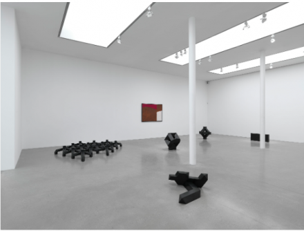 Tony Smith (Installation View)