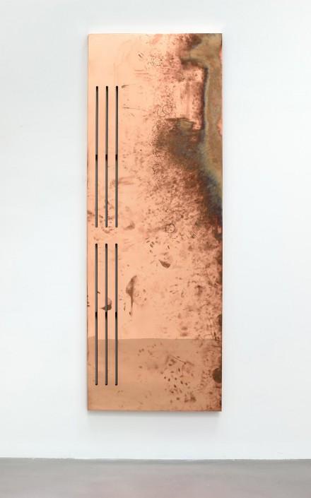 Walead Beshty, Directors 3 (2014) via Petzel Gallery