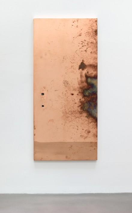 Walead Beshty, Directors 5 (2014) via Petzel Gallery
