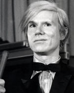 Andy Warhol, via New York Times