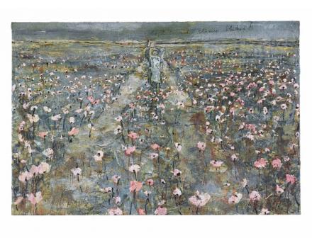 Anselm Kiefer, Let a Thousand Flowers Bloom (1999), via Christie's