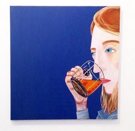 Brian Calvin, via Art Observed