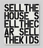 Christopher Wool, Apocalypse Now, via Bloomberg