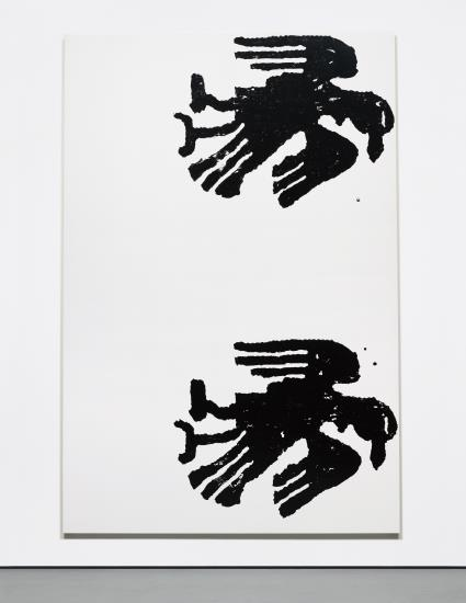 Christopher Wool, Untitled (1990), via Phillips