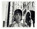 "Cindy Sherman's ""Untitled Film Still #17"" (1978), via NYT"
