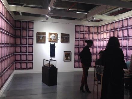 Danny Devos at Galerie Annie Gentils