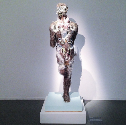 David Altmejd at Museum d'Art Moderne