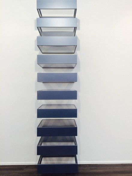 Donald Judd at Paula Cooper