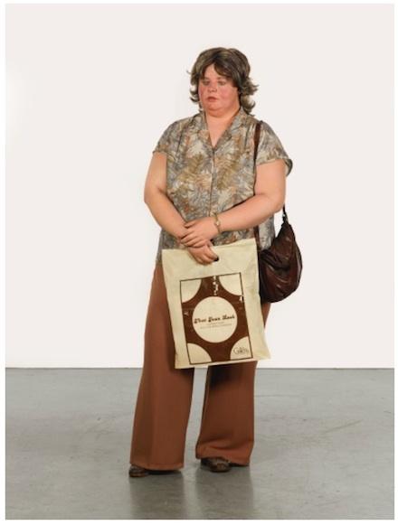 Duane Hanson, Bus Stop Lady (1983)
