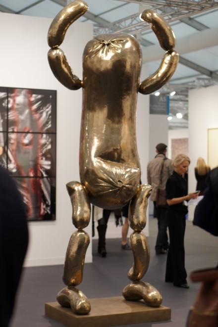 Erwin Wurm, via Andrea Nguyen for Art