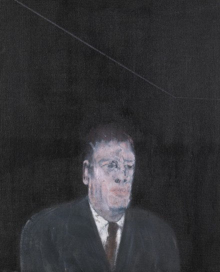 Francis Bacon, Study for a Portrait (1954), via Sotheby's