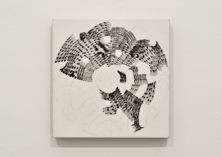 Gabriel Orozco, Inner Sequence Epsilon (2014), via Sophie Kitching for Art Observed