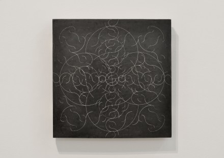 Gabriel Orozco, Inner Sequence Iota (2014), via Sophie Kitching for Art Observed
