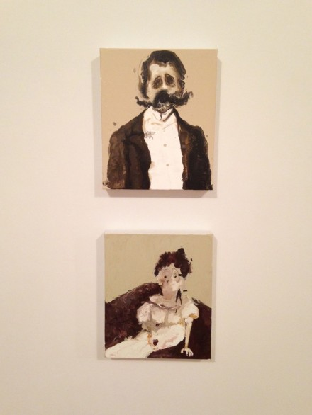 Genieve Figgis, Good Morning Good Night (Installation View)
