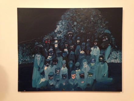 Genieve Figgis, Where we are now (2014)