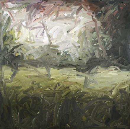 Gerhard Richter, Dschungelbild (1971), via Sotheby's