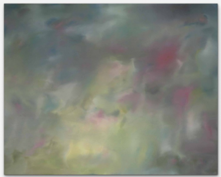 Gerhard Richter, Fiktion (Garten) (1975), via Christie's