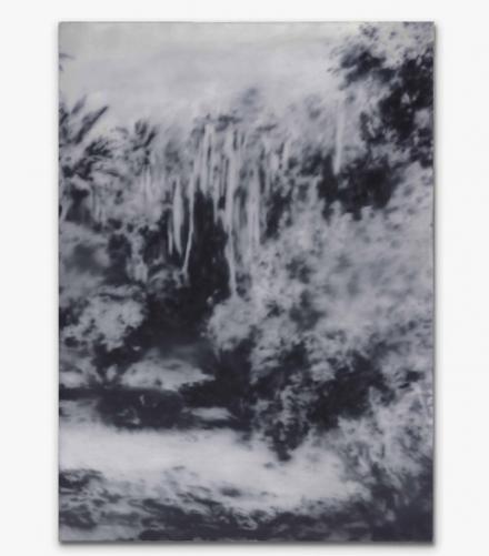 Gerhard Richter Waldstück (Chile) (Forest Piece (Chile)) (1969), via Christie's