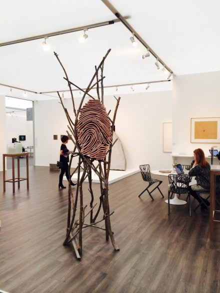 Giuseppe Penone at Marian Goodman