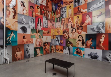 Ryan McGinley, YEARBOOK (Installation View)