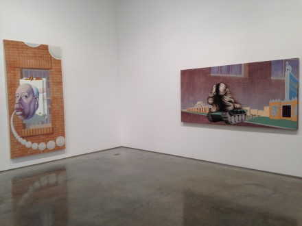 Jim Shaw, I Only Wanted You To Love Me (Installation View)
