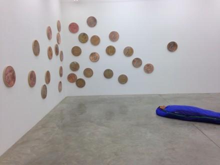 Jonathan Monk (Installation View)