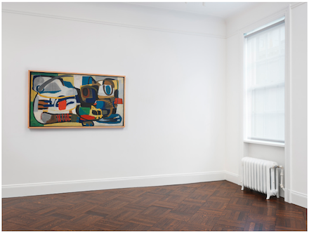 Karel Appel at Blum & Poe (Installation View)