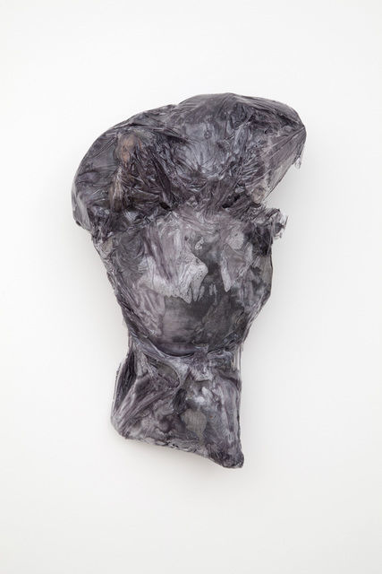 Kevin Beasley, Untitled (bloat leg) (2014),via Casey Kaplan