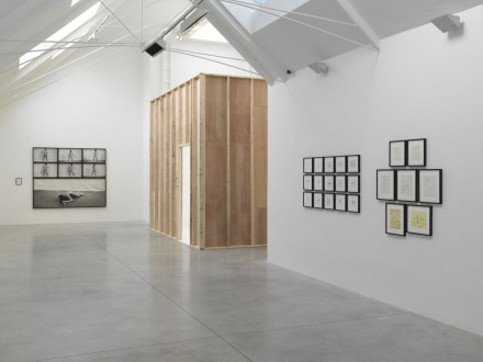 Marina Abramović, White Space (Installation View)