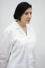 Marina Abramovic, via W Magazine