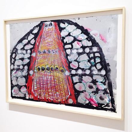 Mario Merz, Pyramid (1997-2000), via Pace Gallery
