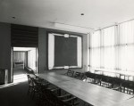 Mark Rothko's Panel Five at Harvard in 1968, via NYT