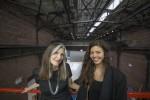 Mary Ceruti, and Ruba Katrib at SculptureCenter, via New York Times