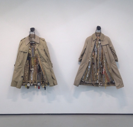 Nick Cave, Hustle Coat (2014), via Henry Murphy for Art Observed