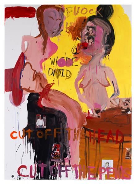 Paul McCarthy, SC: Robert Duvall (2014)