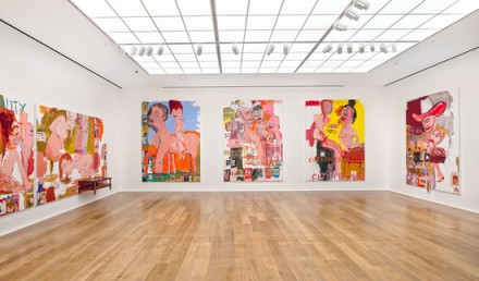 Paul McCarthy, WS SC (Installation View), all images courtesy Hauser & Wirth