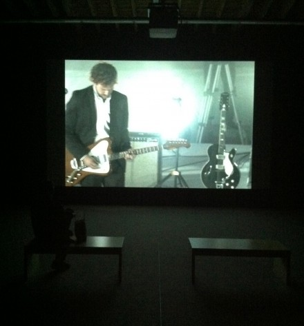 Ragnar Kjartansson, A Lot of Sorrow (2014), via Art Observed