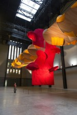 Richard Tuttle_I don't Know - The Weave of Textile Language, 2014_Tate Modern Turbine Hall_Installation view3