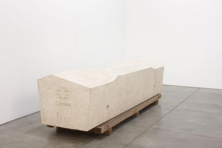 Roger Hiorns, Untitled (Security Object) (2013)
