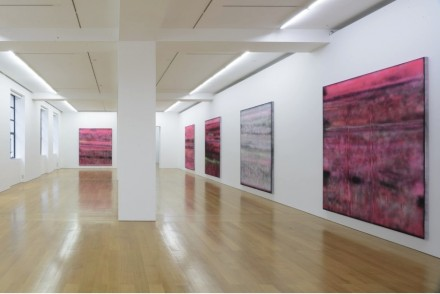 Sterling Ruby: VIVIDS (Installation View) © Sterling Ruby Studio. Photo by Calvin Sit, courtesy Gagosian Gallery