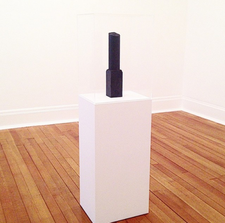 Steve McQueen, Broken Column (2014), via Art Observed