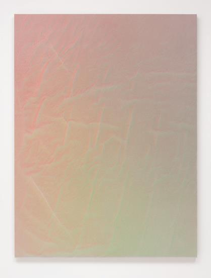 Tauba Auerbach, Untitled (Fold) (2010), via Phillips