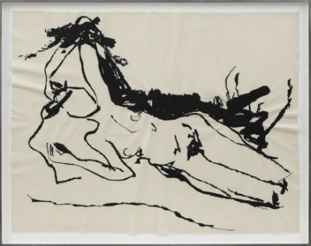 Tracey Emin, I Feel You Coming (2014)