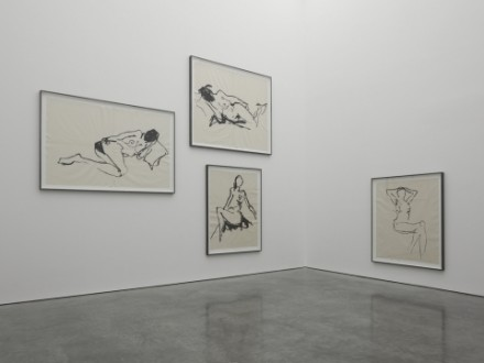 Tracey Emin, The Last Great Adventure is You (Installation View)