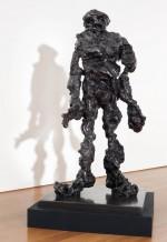 Willem de Kooning's Clam Digger, via NYT
