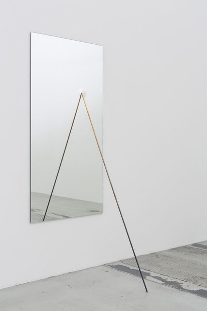 Alicja Kwade, Untitled (2014), via Galleri Nicolai Walner
